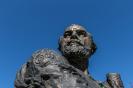 Skulptur von Klimt in Unterach_1